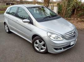2008 Mercedes B-CLASS  MPV 1.5 150 SE TIP AUTO