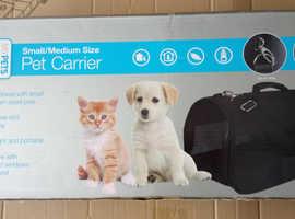 My Pets Pet Carrier