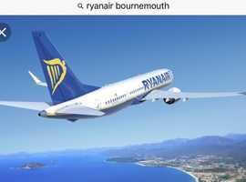 2 x Flights Bournemouth- Portugal