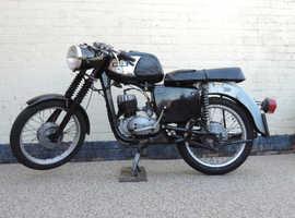 1984 MZ TS125 2 stroke Motorcycle for sale