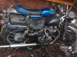 Any classic motorcycles wanted in any condition vintage project bsa Yamaha triumph vespa