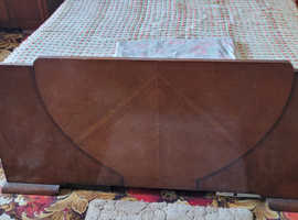 Edwardian period bed room furniture
