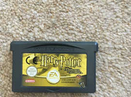 Harry Potter and the Chamber of Secrets Gameboy Game (free postage)