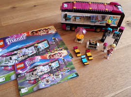 Lego Friends Pop star Tour Bus