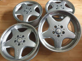 Mercedes Benz ÀMG  Alloy wheels