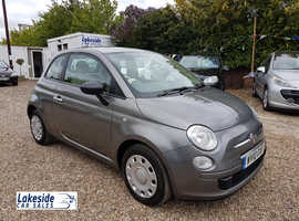 Fiat 500 1.2 Litre 3 Door Hatch, Full Service History, Only £30 Road Tax, New MOT, Cheap Insurance.