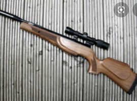 Theoben evolution .22 Air rifle