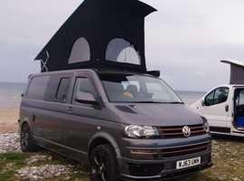 VW T5 T5.1 2.0 TDI LWB 2013 Campervan Motorhome 5 Seater