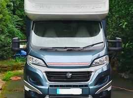Immaculate Auto-Trail Imala 715, Only 10,000 miles!