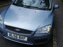 Ford Focus, 2007 (56) Blue Hatchback, Manual Petrol, 110,908 miles