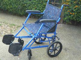 stowaway wheelchair