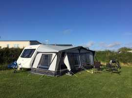 Beautiful Dorema Awning for sale hardly used, and in a great condition