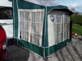 Isabelle Porch Awning. Excellent condition easy to erect
