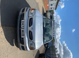Nissan Micra, 2001 (X) Silver Hatchback, Manual Petrol, 46,419 miles