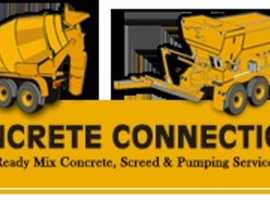 Concrete Connections Company - High quality on-site-mix or ready mixed concrete