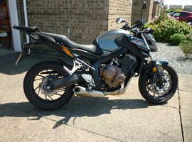 Honda CB650FA-J