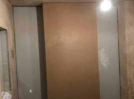 Plasterer available Fully Insured and Qualified FREE Quote