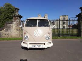 1971 VW 15 WINDOW SPLITSCREEN FOR SALE £23,000 Offers Accepted