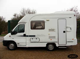 Peugeot Autocruise Starfire - 2003/03 - for sale at Kent Motorhome Centre