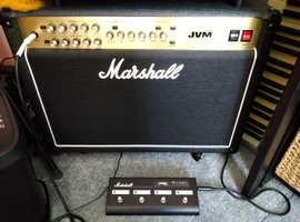 Marshall JVM 205C Guitar amplifier