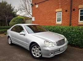 "2006 56 REG Mercedes-Benz C Class 2.1 C200 CDI Elegance SE Auto 4dr "" HPI CLEAR """