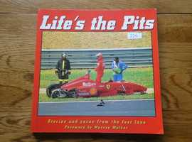 LIFE'S THE PIT'S; FOREWORD BY MURRAY WALKER