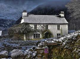 Various Lake District & Cumbrian vibrant prints