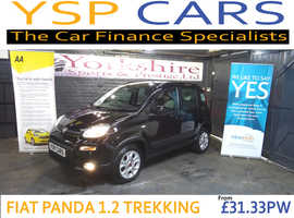 Fiat Panda, 2014 (14) Black Hatchback, Manual Diesel, 28,349 miles