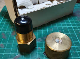 Genuine Weihrauch hw100 Brass Fill Adapter Set