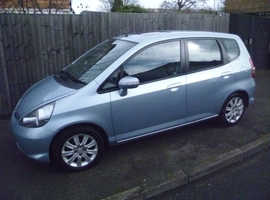 HONDA JAZZ 1.4L, 2008 REG, FULL MOT, LOW MILEAGE & NICE SPEC