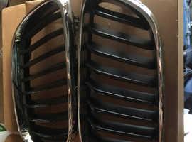 BMW M240! kidney grill genuine part vgc