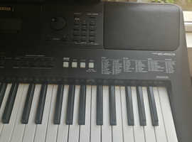 May your heart be one with the melody of the Yamaha Keyboard