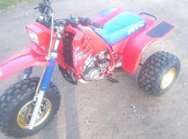 Honda ATC250R 1986 Race Trike immaculate condition not Tri Z or Tecate 3 Trx250r