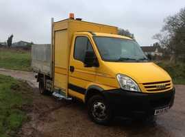 2009 Iveco Daily 35c Toolbox Tipper Lorry 12 month