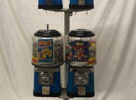 FREE Tubz vending tower for YOU also sweet toy pringle machines for businesses