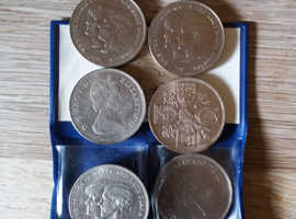 HRH Prince of Wales coins