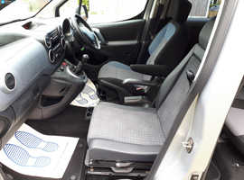 Peugeot Partner Wheelchair mobility car turny seat low miles 5 seats free delivery px welcome