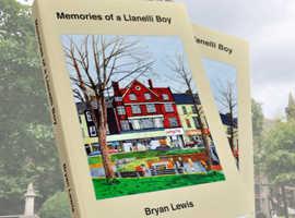 MEMORIES OF A LLANELLI BOY by BRYAN LEWIS