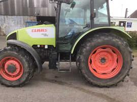 Class 456 4wd 105hp tractor 08 reg