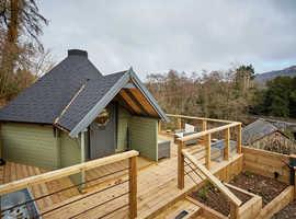 The Retreat Log Cabin