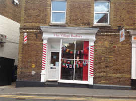 PART TIME BARBER IN THE VILLAGE BARBERS TWYFORD