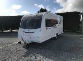 Bailey Unicorn Seville 2015 Model 15ft