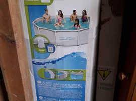 12 ft swimming pool