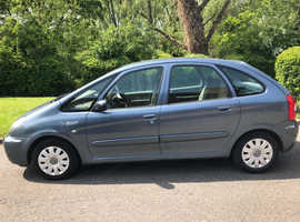 CITROEN XSARA PICASSO 2006 ONE OWNER SINCE 2008 MOT AND SERVICE HISTORY