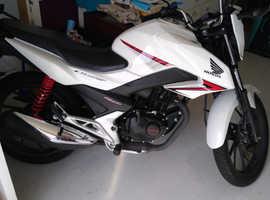 Honda CB 125F 18reg