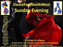 La Crème de la Dance - Friday 19th July 2019. St Helens, Longsight, Haydock, Swinton, Stretford, Eccles, Urmston,  Cheetham Hill, Ashton in Makerfield