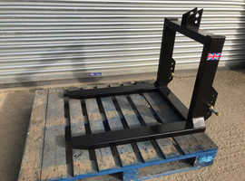 Pallet forks, Tractor Mounted 3 Ppint Linkage