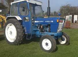 Ford 4000 with extras
