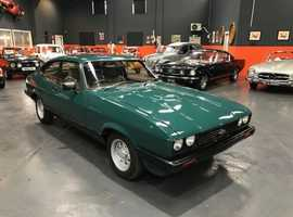 FORD CAPRI 1.6 1972 - ONLY 8000 MILES!!