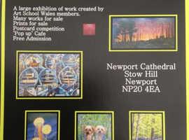 ART SCHOOL WALES SUMMER EXHIBITION